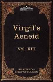 Aeneid: The Five Foot Shelf of Classics, Vol. XIII (in 51 volumes)