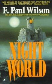 Nightworld (Adversary Cycle, Bk 6)