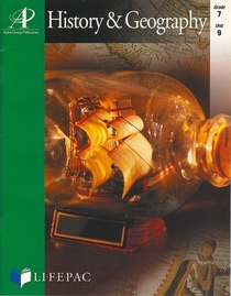 State Economics and Politics (Lifepac History & Geography Grade 7)