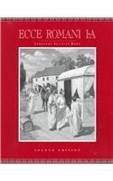 Ecce Romani: Language Activity Book Student's Edition : A Latin Reading Program : I-A Meeting the Family