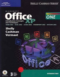 Microsoft Office XP Introductory Concepts and Techniques