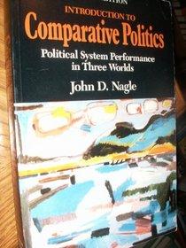 Introduction to Comparitive Politics