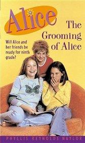 Grooming of Alice (Alice Books)