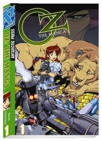 Oz The Manga Pocket Manga Volume 1 (Oz the Manga)