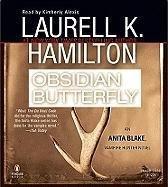 Obsidian Butterfly Unabridged CDs (Anita Blake, Vampire Hunter)
