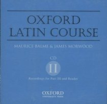 Oxford Latin Course: Recordings for Part III and Reader