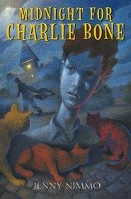 Midnight for Charlie Bone (Children of the Red King, Bk 1)