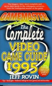 The Complete Video Game Guide 1995/Gamemaster