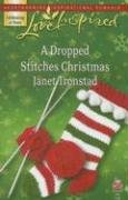 A Dropped Stitches Christmas (Sisterhood, Bk 2) (Love Inspired, No 423)