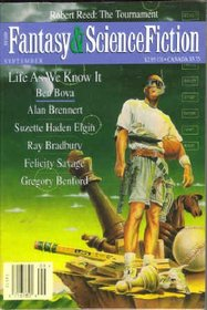 The Magazine of Fantasy and Science Fiction, September 1995 (Volume 89, No. 3)