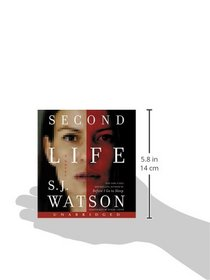 Second Life CD: A Novel