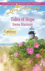 Tides of Hope (Lighthouse Lane, Bk 1) (Love Inspired, No 493)