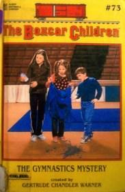 The Gymnastics Mystery (Boxcar Children Mysteries #73)