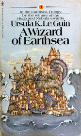 A Wizard of Earthsea (Earthsea Cycle, Bk 1)