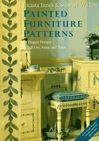 Painted Furniture Patterns/34 Elegant Designs to Pull Out, Paint, and Trace