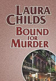 Bound for Murder (Scrapbooking Mysteries, Bk 3) (Large Print)