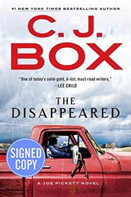 The Disappeared - Signed / Autographed Copy
