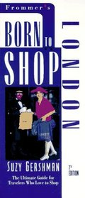 Frommers Born to Shop London 7ED (Frommer's Born to Shop S.)