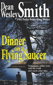 Dinner on a Flying Saucer