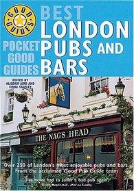 Pocket Good Guide: Best London Pubs and Bars (Pocket Good Guides)