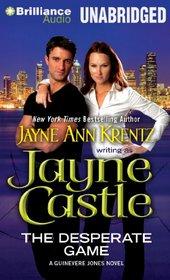 The Desperate Game: A Guinevere Jones Novel (Guinevere Jones Series)
