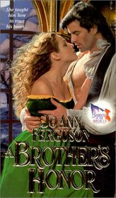 A Brother's Honor (Shadow of the Bastille, Bk 2)