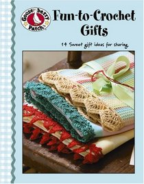 Gooseberry Patch: Fun-to-Crochet Gifts ( Leisure Arts #4474)