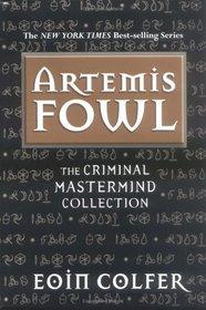 Artemis Fowl: The Criminal Mastermind Collection