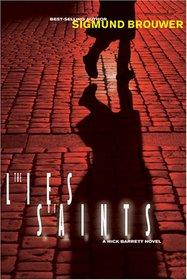 The Lies of Saints (Nick Barrett,  Bk 3)