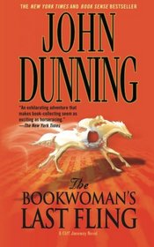 The Bookwoman's Last Fling (Cliff Janeway)