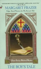 The Boy's Tale (Sister Frevisse Medieval Mysteries, Bk 5)