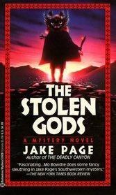 The Stolen Gods (Mo Bowdre, Bk 1)