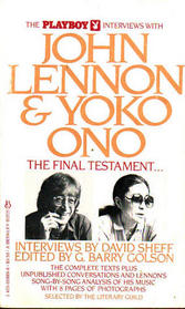 The Playboy Interviews With John Lennon and Yoko Ono