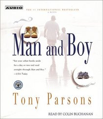 Man and Boy (Audio CD) (Abridged)