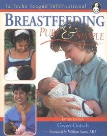 Breastfeeding Pure  Simple