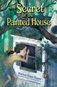 The Secret of the Painted House (Stepping Stone)