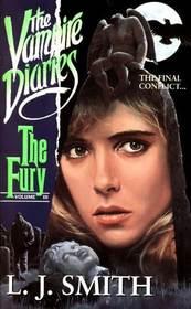 The Fury (Vampire Diaries, Bk 3)