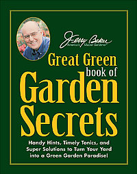 the great green book of garden secrets