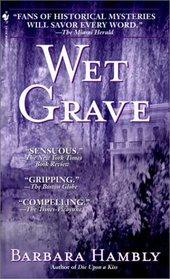 Wet Grave (Benjamin January, Bk 6)