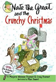 Nate the Great and the Crunchy Christmas (Nate the Great, Bk 20)