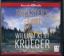 Trickster's Point by William Kent Krueger Unabridged CD Audiobook