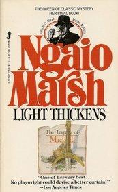 Light Thickens (Roderick Alleyn, Bk 32)