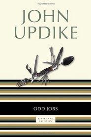 Odd Jobs: Essays and Criticism