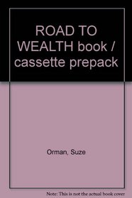 ROAD TO WEALTH book / cassette prepack