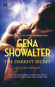The Darkest Secret (Lords of the Underworld, Bk 7)