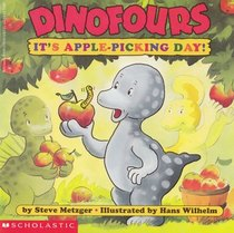 Dinofours:  It's Apple-Picking Day