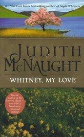 Whitney, My Love (Westmoreland, Bk 2)