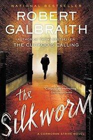 The Silkworm (Cormoran Strike, Bk 2)