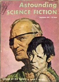 Astounding Science Fiction (September 1957) (Volume LX, No. 1)