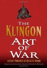 The Klingon Art of War (Star Trek: The Next Generation)